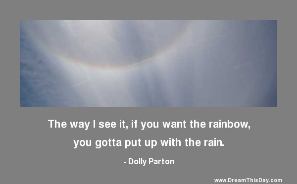 rainbow quote of the day